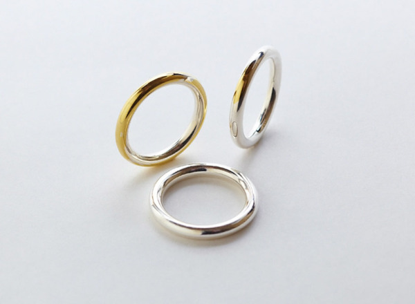 Gold Wedding Ring 戒指(四)