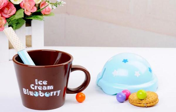 可爱的冰淇淋水杯(二)