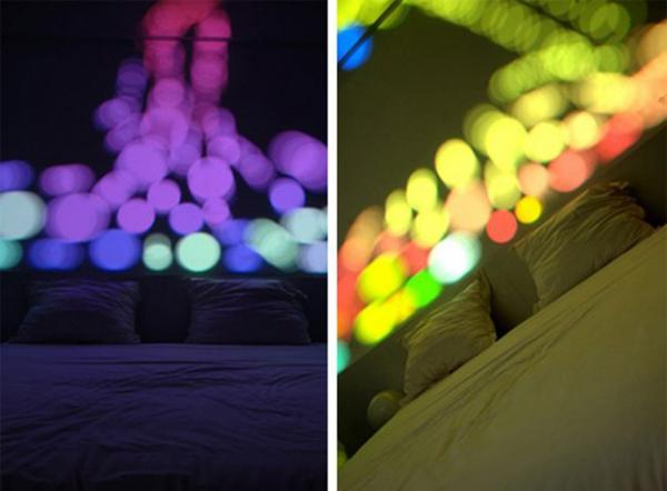 惊艳的卧室彩灯系统(三)