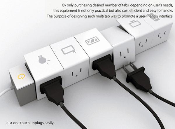 模块化设计的插座(五)