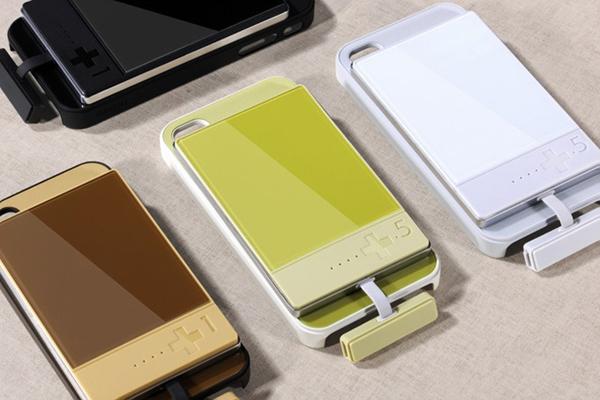 Refill+ 可拆卸移动电池