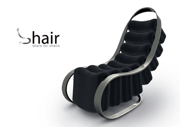 Shair 分享椅子
