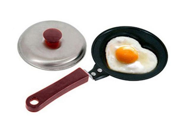 爱心煎蛋锅