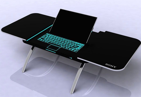 SONY 融合设计咖啡桌