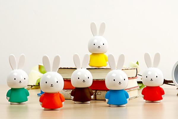 羞羞兔便携音箱各种颜色(二)