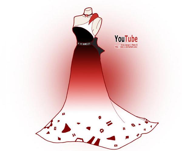 Youtube 裙子