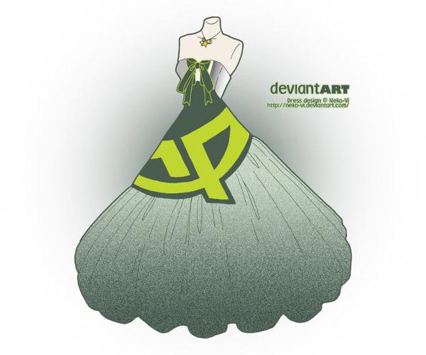 Deviantart 裙子