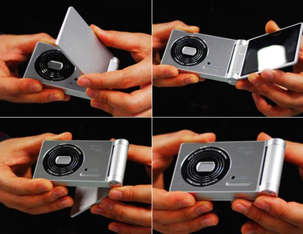 翻盖数码相机(三)