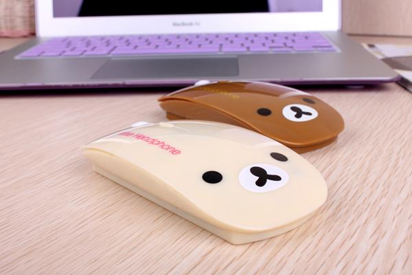 轻松熊无线鼠标(三)