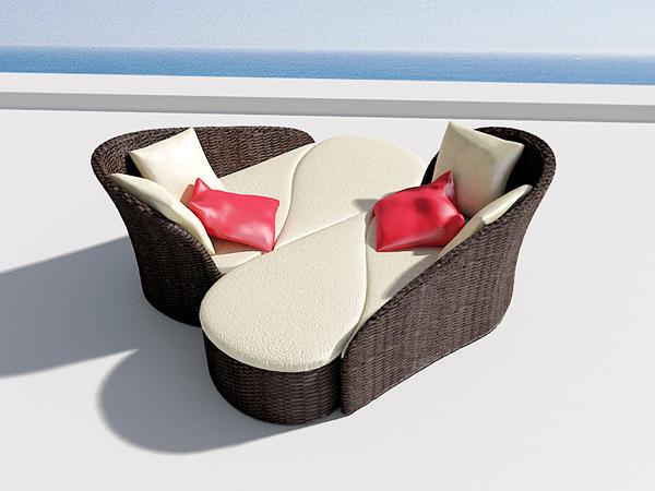 随意拼凑的家具(五)