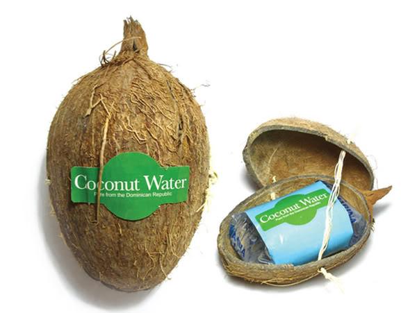 椰子水包装