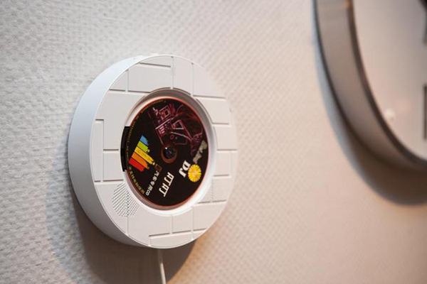 壁挂CD音乐播放机