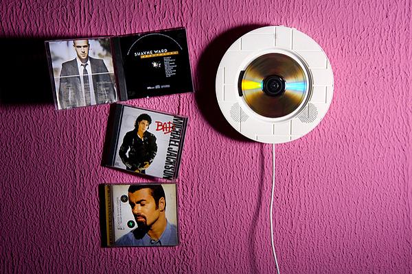 壁挂CD音乐播放机(二)