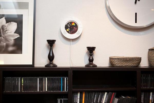 壁挂CD音乐播放机(五)