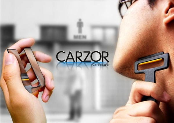 CARZOR 剃须刀