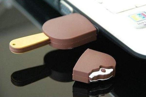 巧克力雪糕U盘(四)