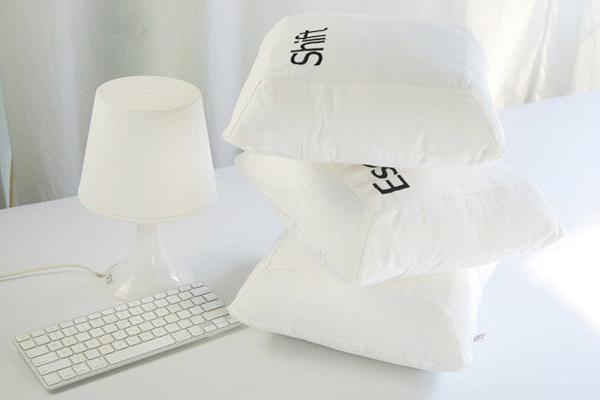 创意键盘按键抱枕-玩意儿