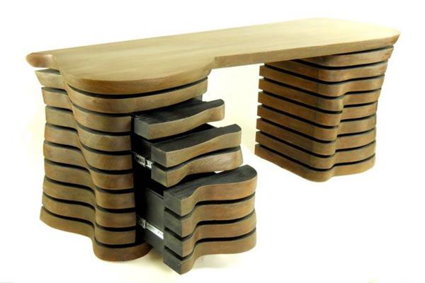 设计奇特的办公桌(八)