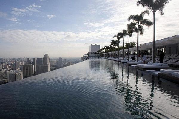 Marina Bay Sands 空中花园(二)