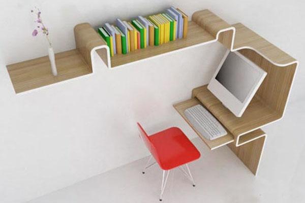 设计奇特的办公桌