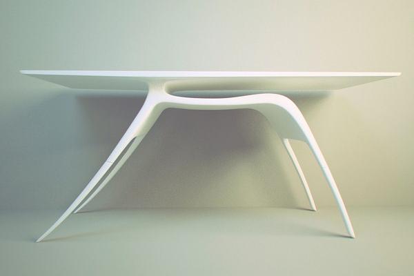 设计奇特的办公桌(二)
