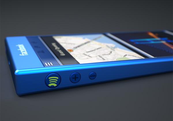 Facebook 概念手机(三)