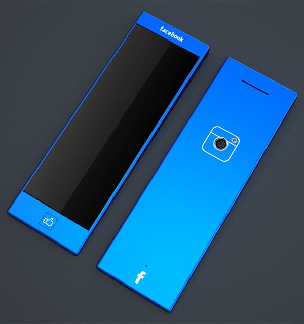 Facebook 概念手机(四)