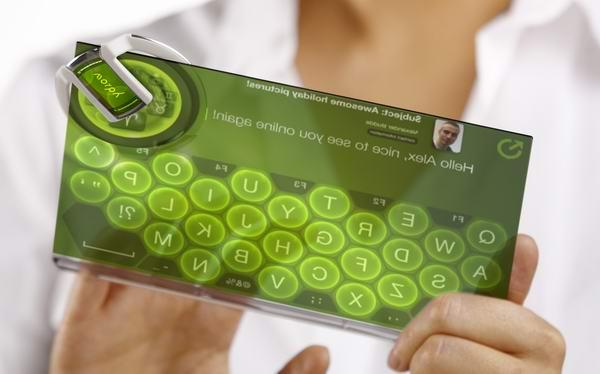 Nokia Morph 概念手机(二)