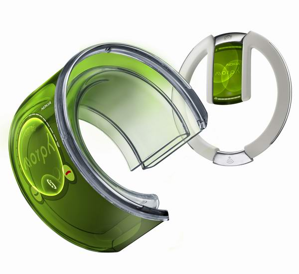Nokia Morph 概念手机(三)