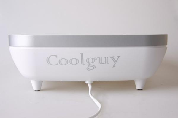 CoolGuy 吹脚电风扇(四)