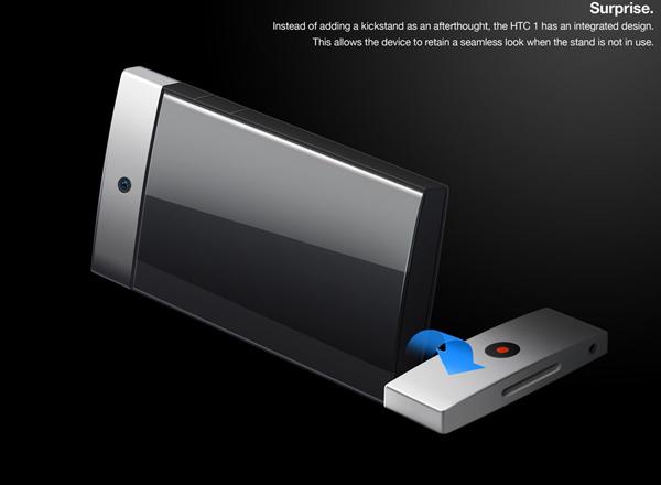HTC 1 概念手机(二)