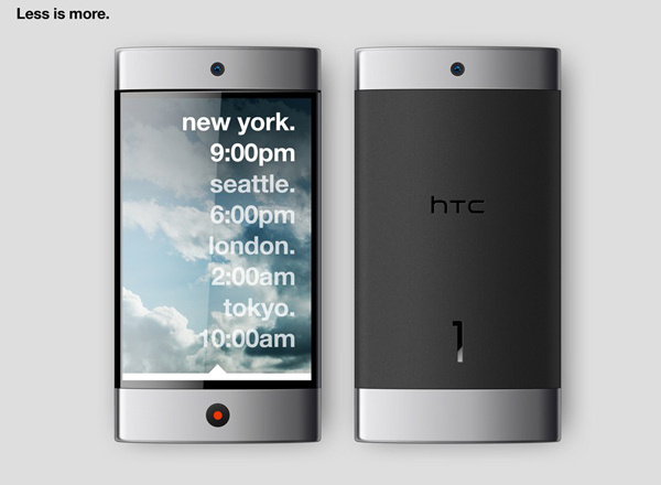 HTC 1 概念手机(五)