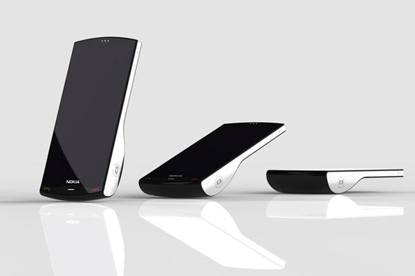 Nokia Kinetic 概念手机(二)