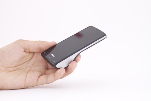Nokia Kinetic 概念手机(六)