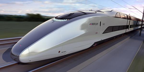 Mercury 概念列车