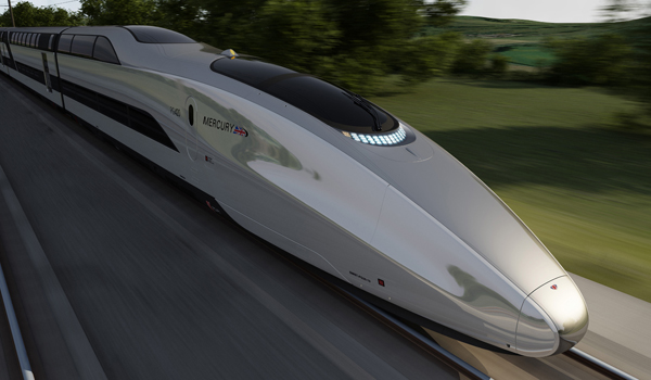 Mercury 概念列车(二)