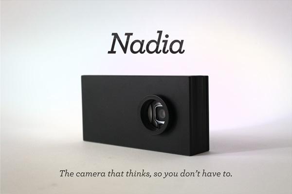 Nadia 为照片评分