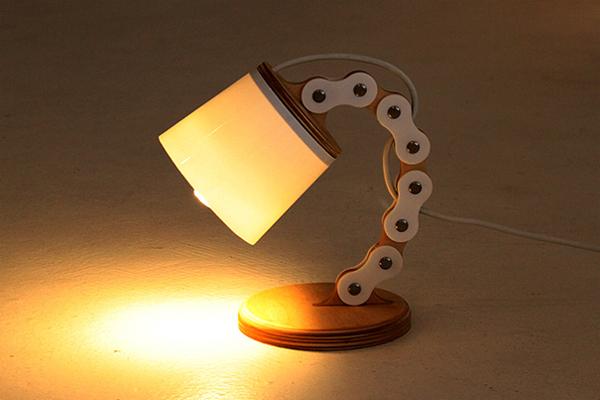B-chain 台灯