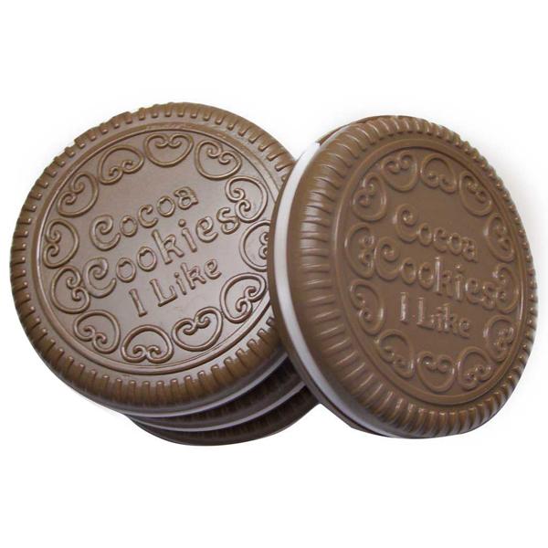 巧克力饼干化妆镜(二)