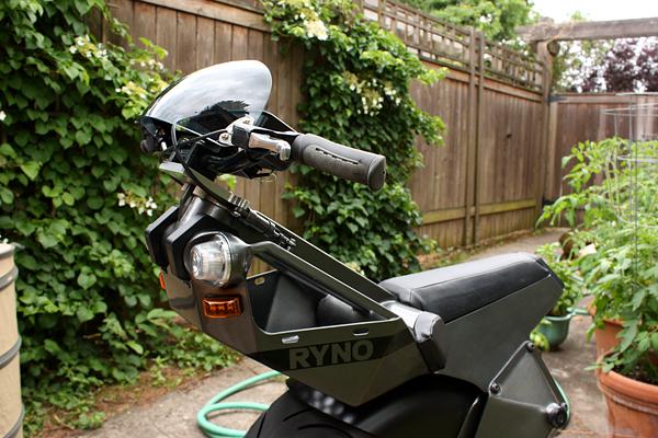 独轮电动摩托车(二)
