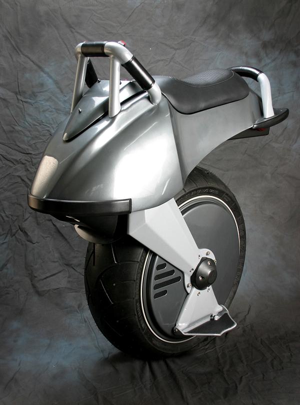 独轮电动摩托车(三)