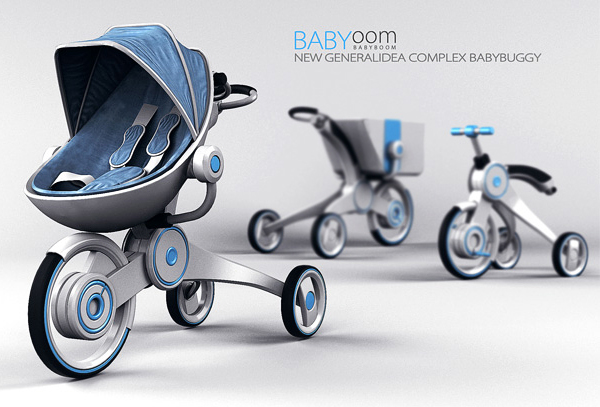 Babyoom Pram 儿童手推车