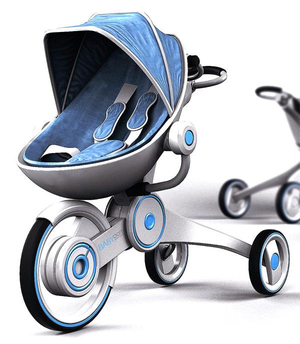 Babyoom Pram 儿童手推车(四)