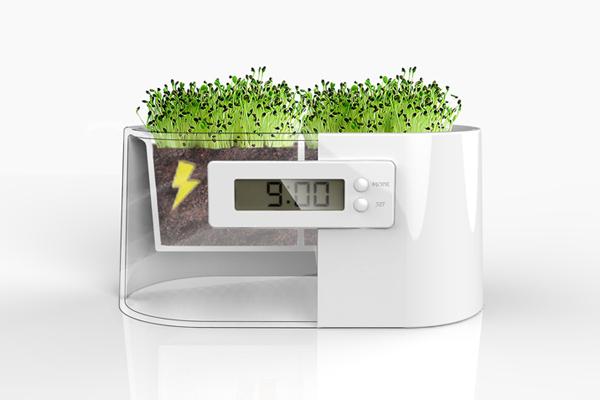 植物发电系统(四)