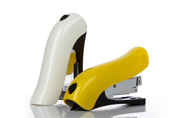 高跟鞋订书器两种颜色