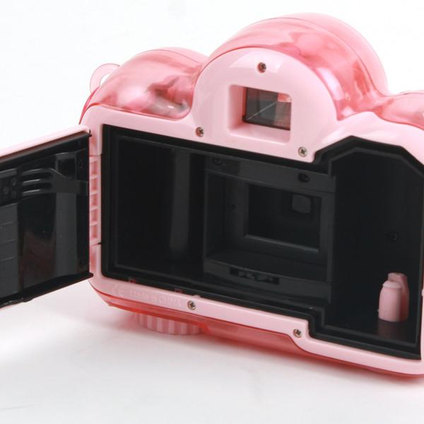 LOMO 公主日记相机背面