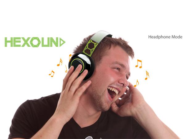 Hexound 耳机
