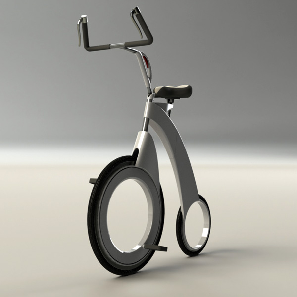 Diamove 折叠自行车
