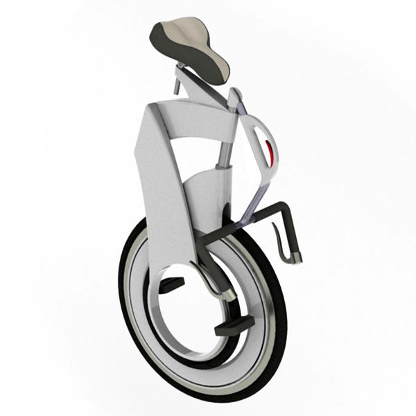 Diamove 折叠自行车(三)