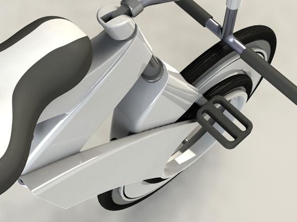 Diamove 折叠自行车(五)